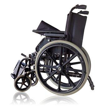Fetisch mal anders - Rollstuhl Phantasien